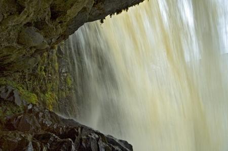 Digital Camera pictures - Ingleton Waterfalls, Yorkshire Dales