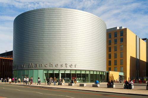 Digital Camera Pictures Manchester England